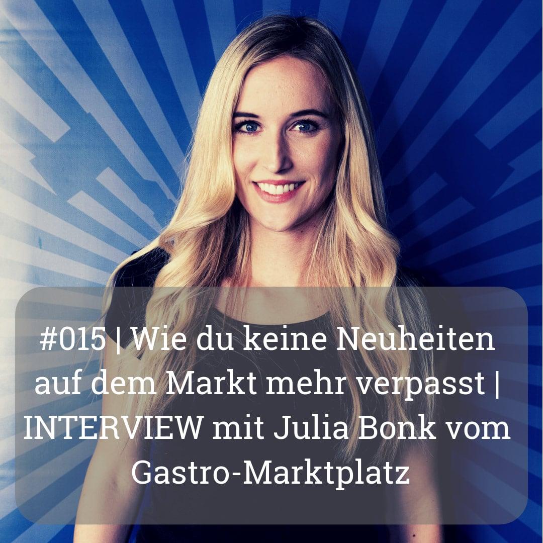 Julia Bonk von Gastro-Marktplatz