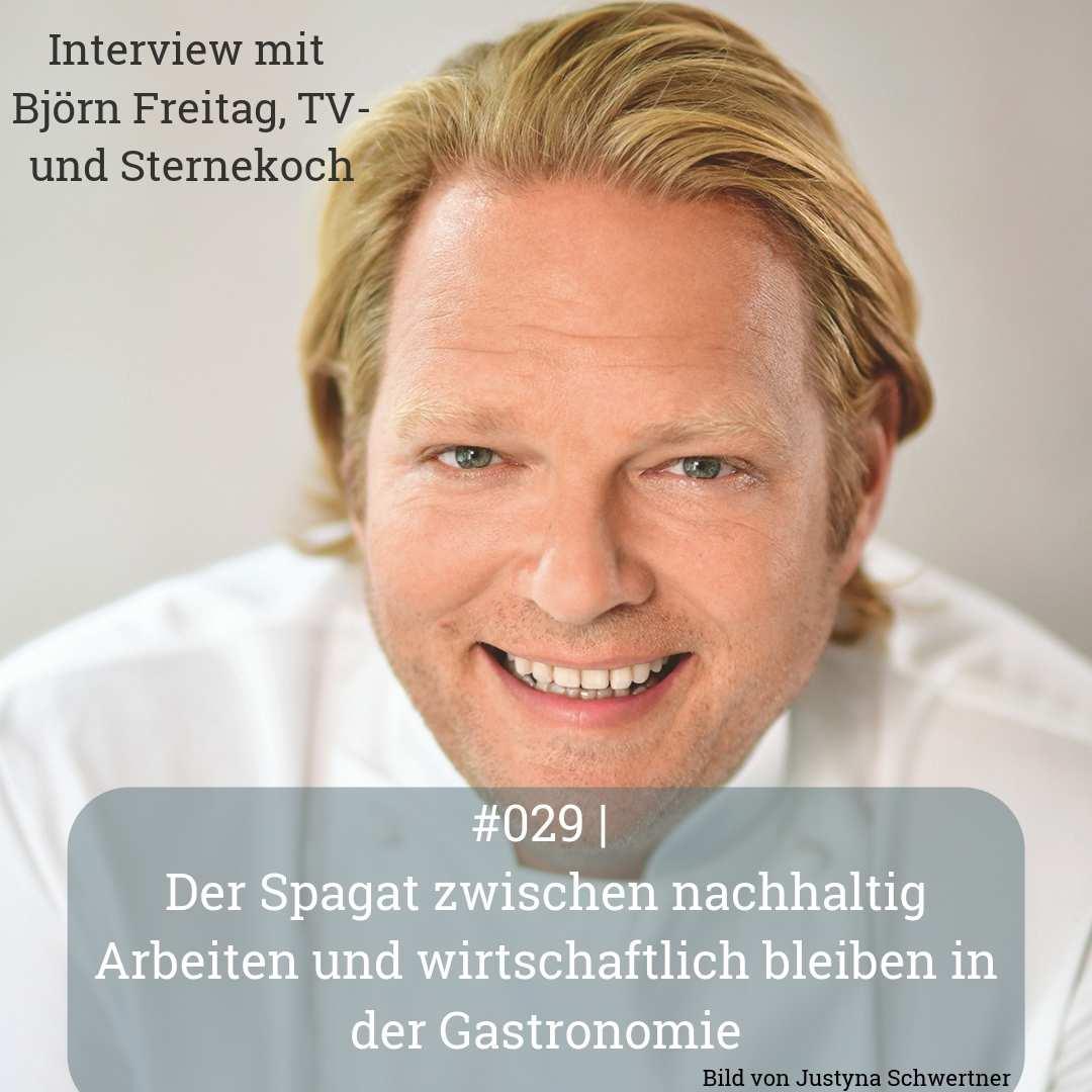 Podcast Interview mit Björn Freitag
