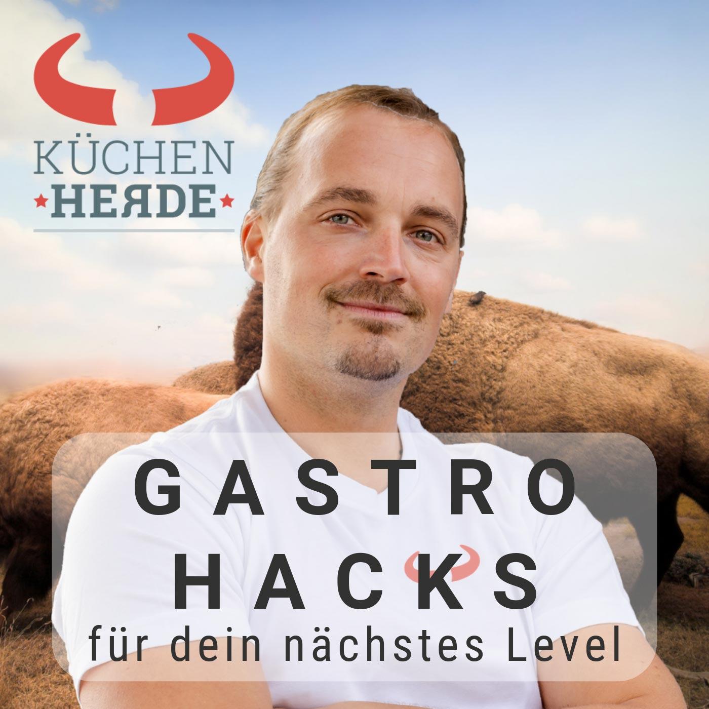 Podcast-Cover Küchenherde