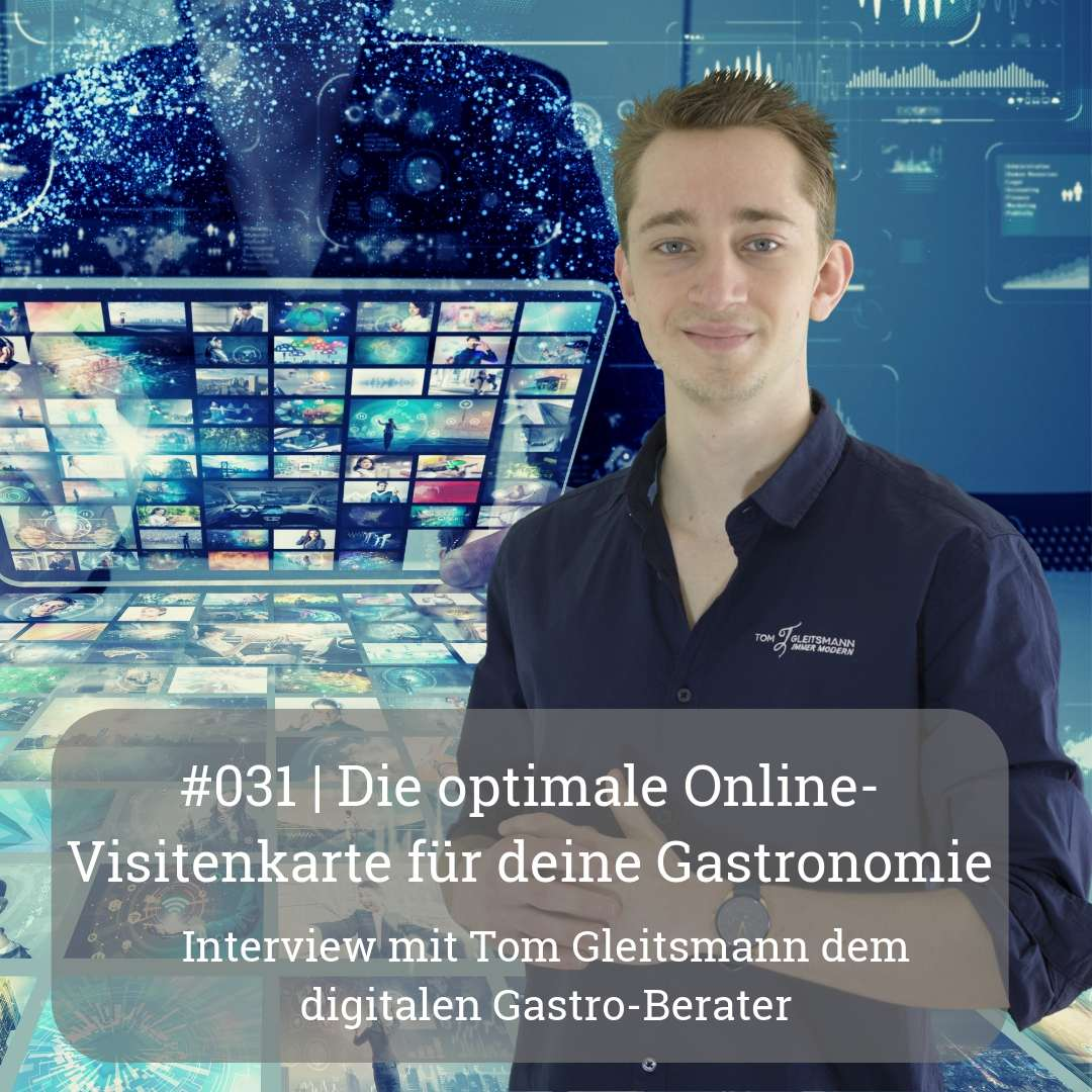 Interview mit Tom Gleitsmann