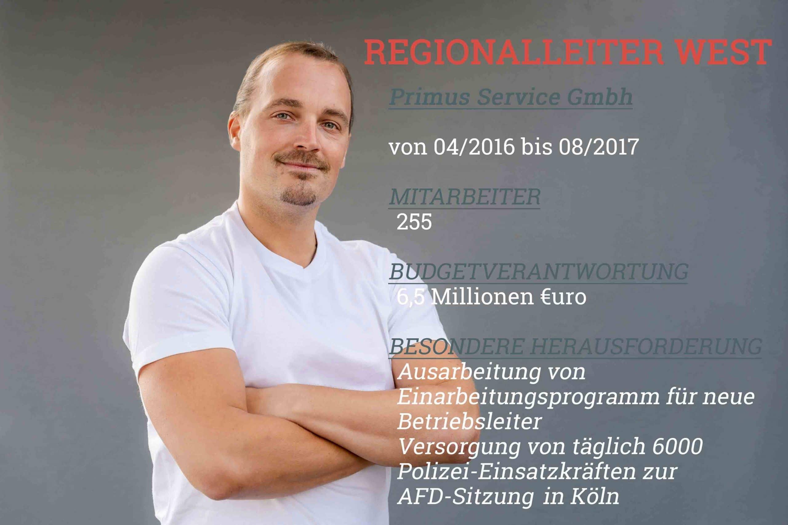 Primus-Regionalleiter