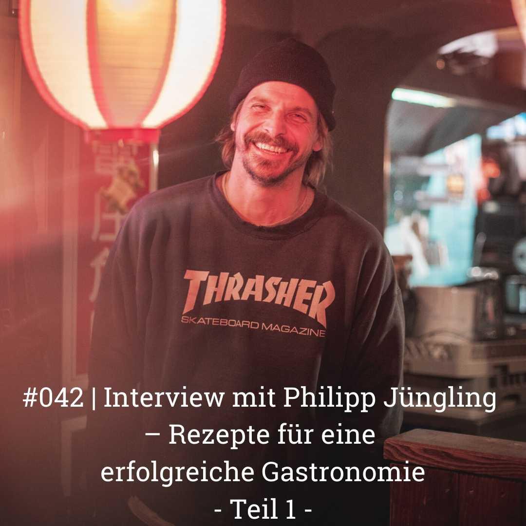 Interview mit Philipp Jüngling Teil 1