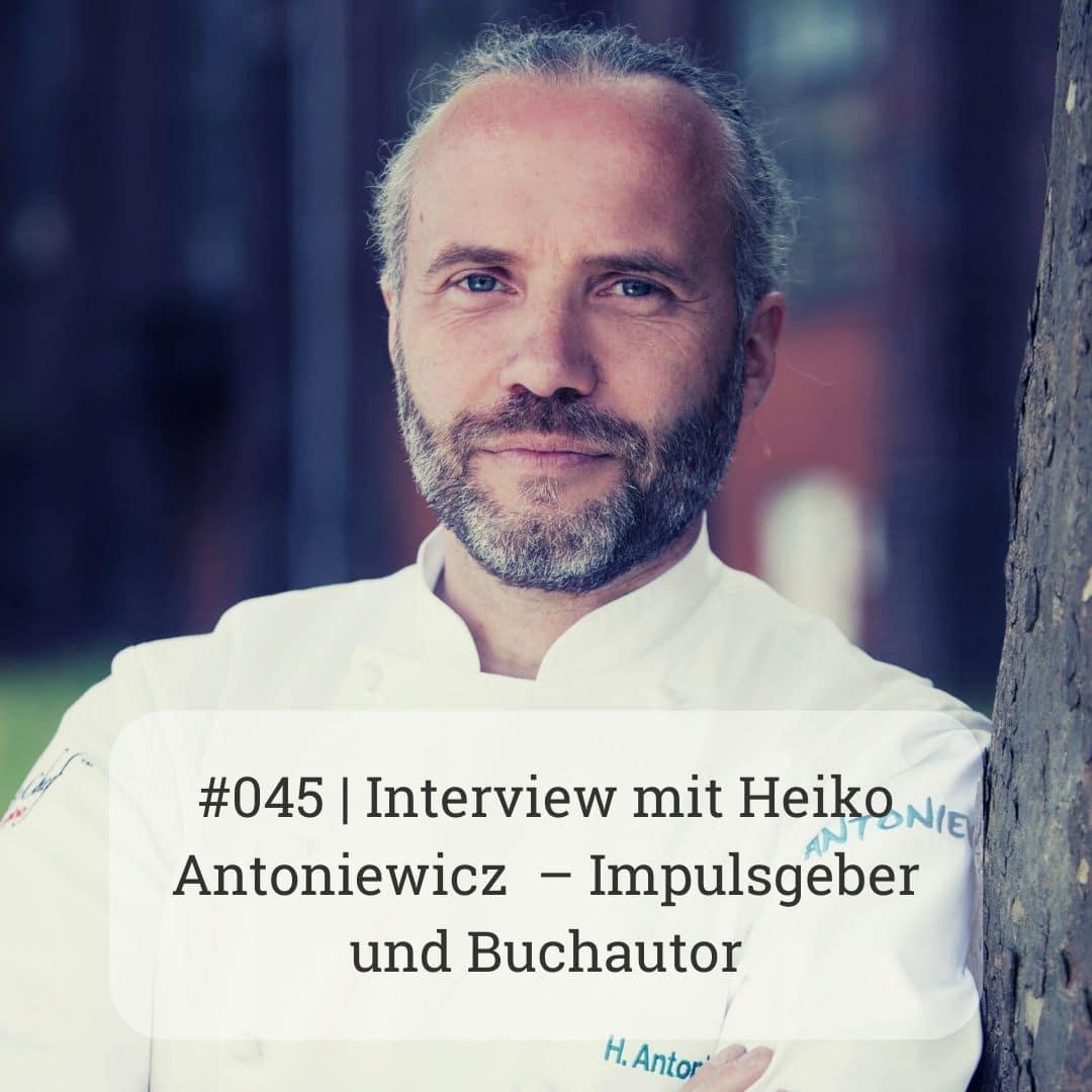 Interview mit Heiko Antoniewicz Podcast