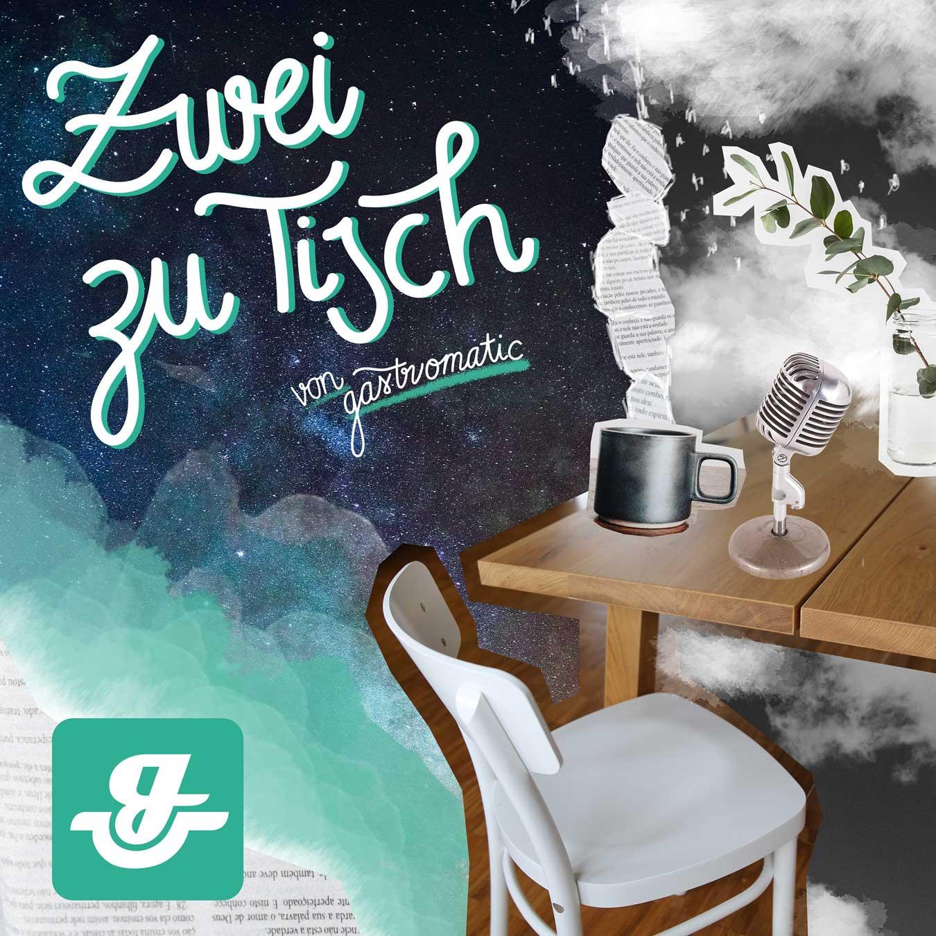 Zwei zu Tisch gastromatic Luise Hoepfner