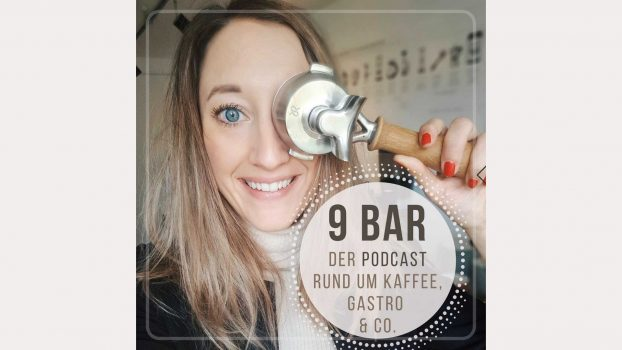9 bar Podcast - Der Podcast für Kaffee, Gastro & Co. - Interview mit Katharina Rittinger