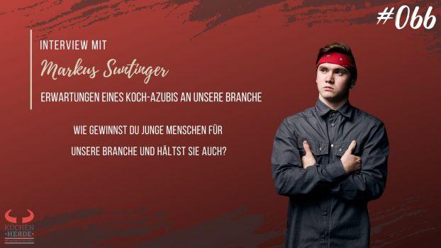 Markus Suntinger Max der Koch