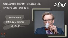 Ausbildungsneuordnung Interview mit Sascha Dalig