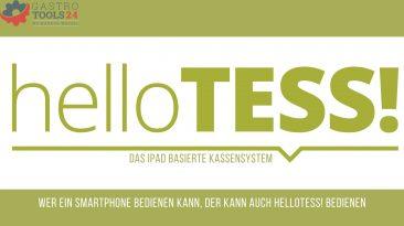 helloTESS! - Kassensystem