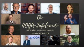 HOGA-Tafelrunde