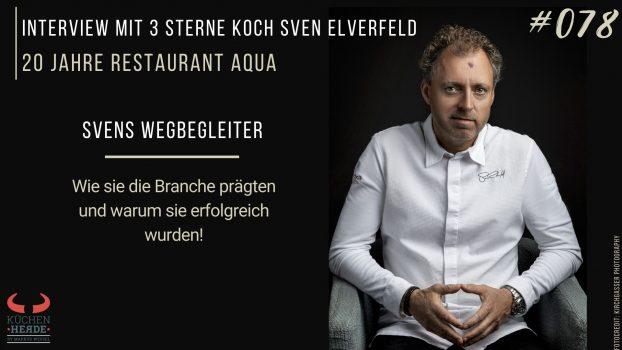 Sven Elverfeld Interview