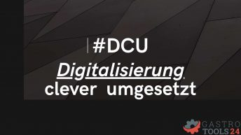 Digitalisierung #DCU