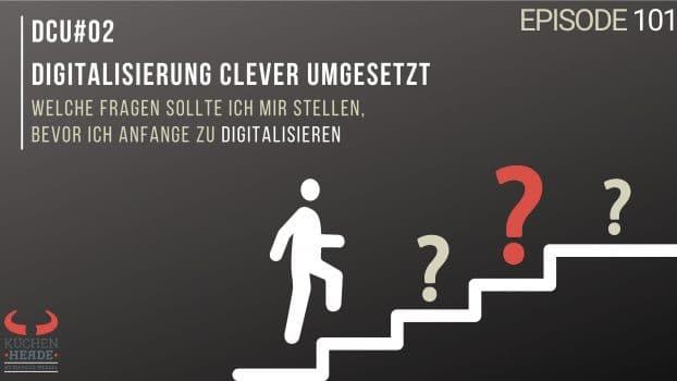 Digitalisierung Gastgewerbe