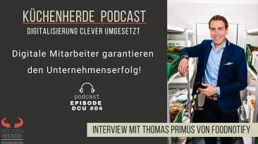 Thomas Primus Foodnotify